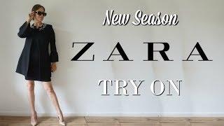 ZARA New Season - TRY ON HAUL | for over 40 AUTUMN FALL Fashion