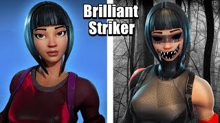 Fortnite Game Characters Horror/Monsters Version ( 2020 )