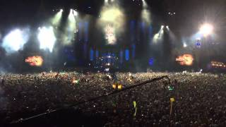 Axwell Λ Ingrosso - Intro (Klahr - Sapphire) & Barricade at Tomorrowland 2015