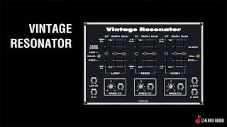 Cherry Audio Voltage Modular Vintage Resonator