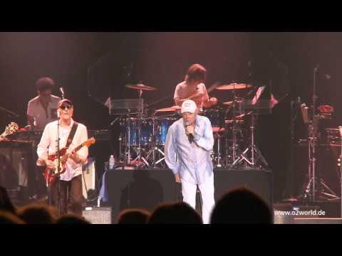 Die Beach Boys live in der o2 World Berlin