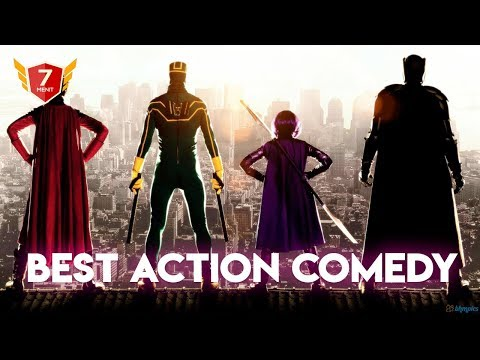 10 Film Action Comedy Terlucu Terkocak Ter....