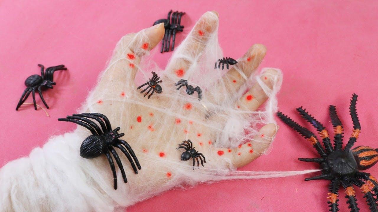 Stop motion Cooking ? How To make SPIDER Food Mukbang ? Funny Videos ASMR Eating 4K