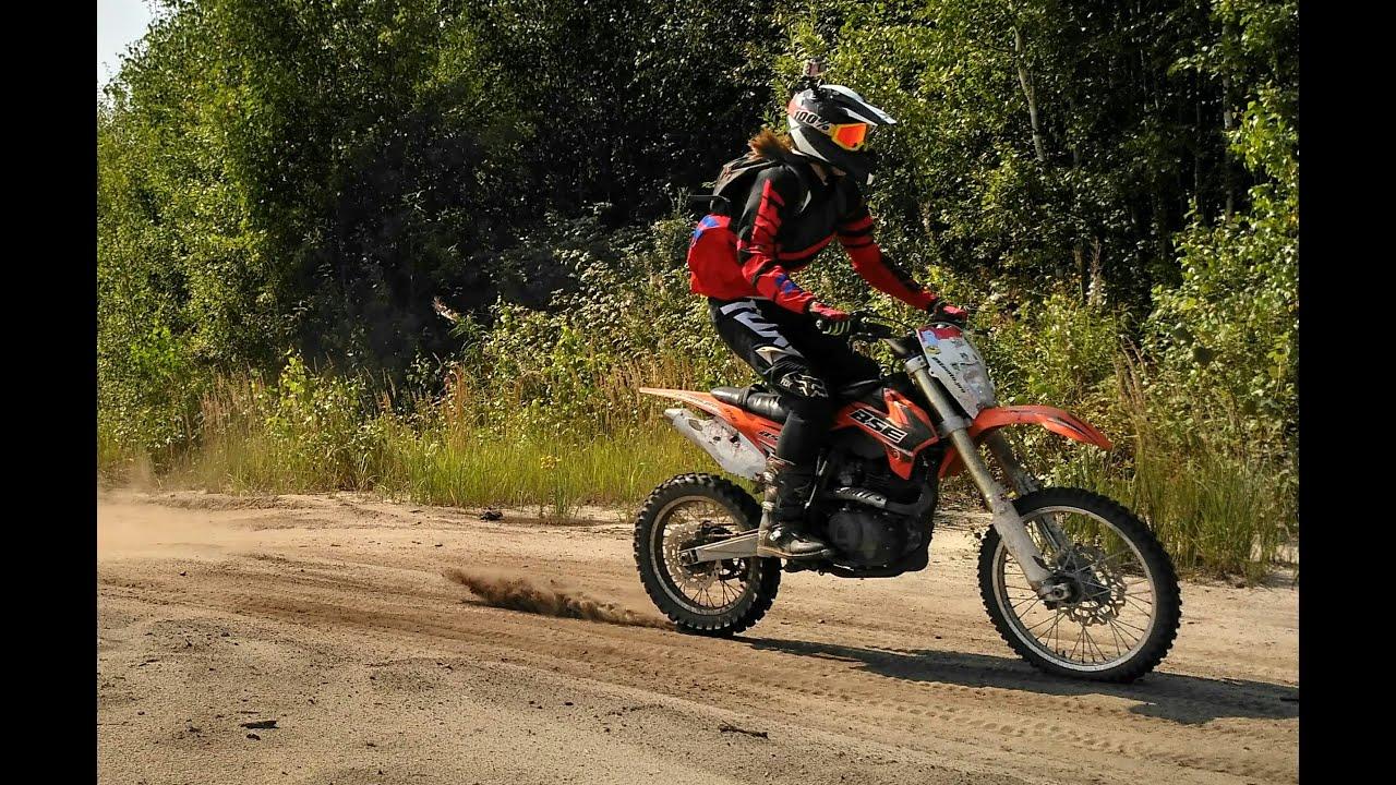 Кроссовый Мотоцикл bse j2 250e 19 16 #1