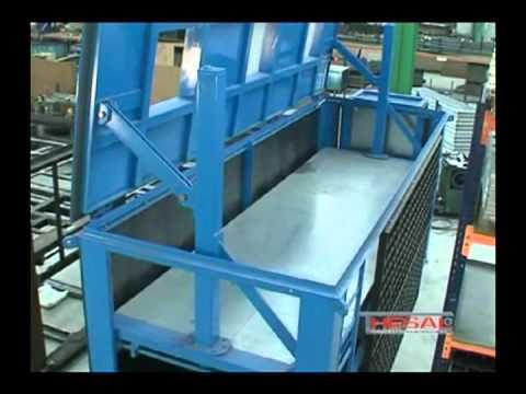 Thesal fabricaci n de contenedores de basura y de reciclaje youtube - Contenedores de basura para reciclaje ...
