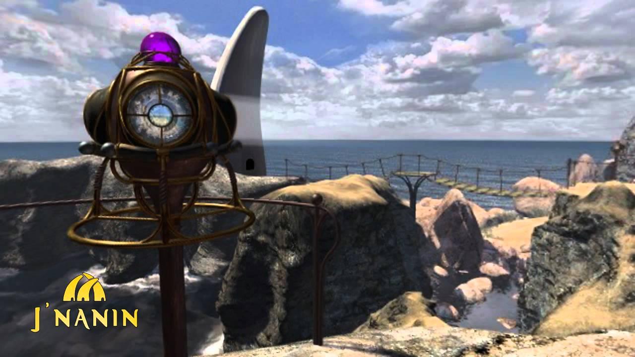 myst iii exile ambient themes j nanin island youtube