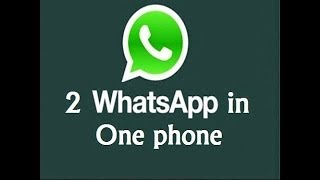 how to use two whatsapp on huawei p10