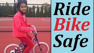 Learn Learning to Ride a Bike Bicycle Without Training Wheels Pedals For Kid Girl Boy The First Time