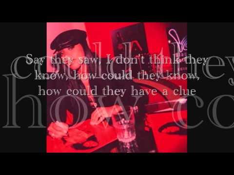 Digital Black feat. Aaliyah-Don't Think They Know (Lyrics)