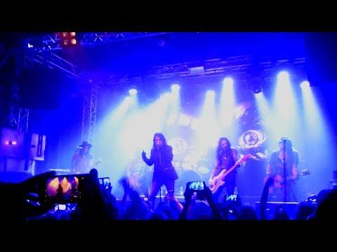ALICE COOPER @ Sticky Fingers, Gothenburg, Sweden 2017-07-25 - Surprise performance!!!