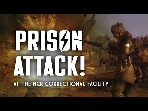 Powder Gangers 4: Trouble Looms at the NCR Correctional Facility - Fallout New Vegas Lore