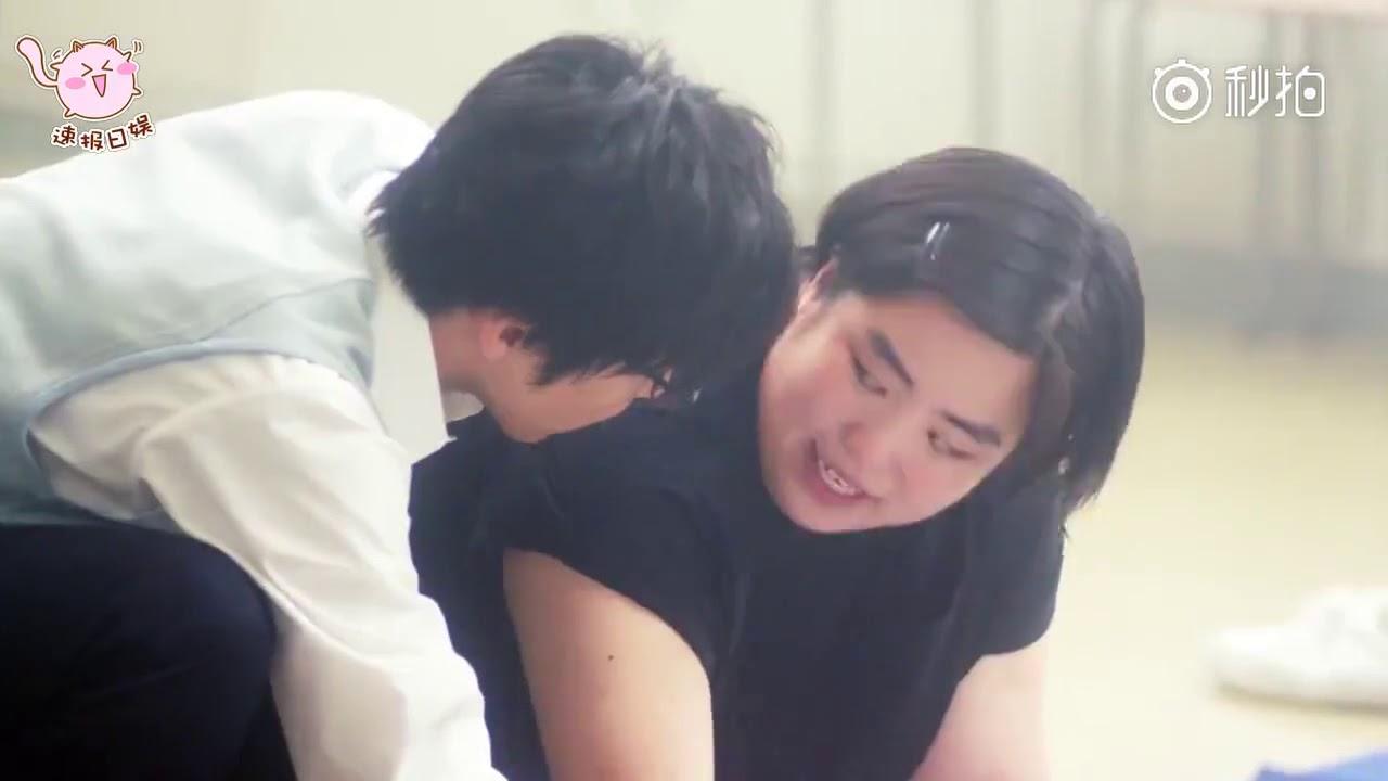 【日本CM】 極潤 微電影 第二彈( 龍星涼 / 尤里羊) - YouTube