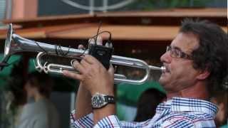 Sehnsuchtsmelodie Walter Scholz Easy Tandem 20 Erfurter Weinfest Erfurt 2012