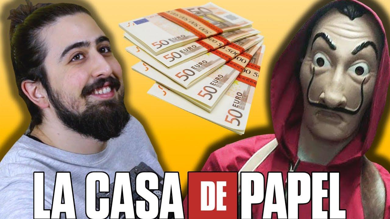 Gençlerin Tepkisi: La Casa De Papel #1
