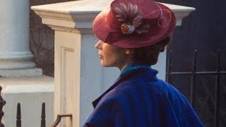 FIRST LOOK: Emily Blunt as Mary Poppins in classic Disney film sequel!