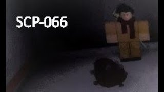 SCP-066 Test [ROBLOX SCP Foundation]