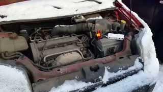 Запуск двигателя в мороз при помощи CARKU E Power Elite