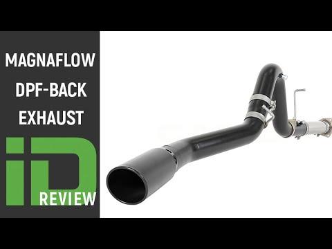 Magnaflow DPF-Back Exhaust Review