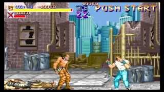 Final Fight Double Impact (PSN/PS3) #32 LongPlay HD