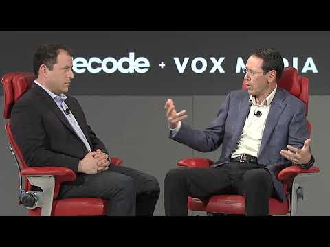 AT&T Chairman and CEO Randall Stephenson | Full interview