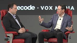 AT&T Chairman and CEO Randall Stephenson | Full interview | Code 2018