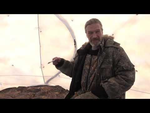 Обзор палатки Берег