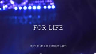 Download Lagu EXO REACT EXO-L SINGING 'FOR LIFE' mp3