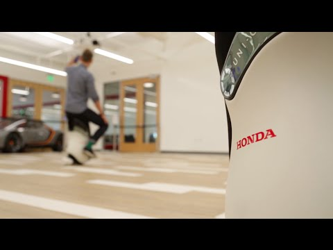 The Grand Opening of the Honda Silicon Valley R&D Facility.