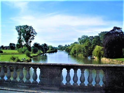Wallingford, Oxfordshire, England from Travel with Iva Jasperson