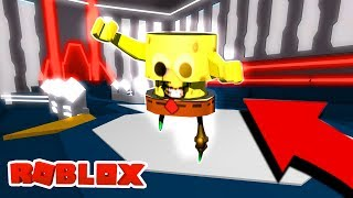 PRETENDING TO BE THE SPONGE BOB HACKER IN ROBLOX 2