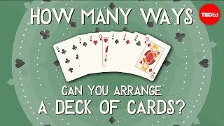 How many ways can you arrange a deck of cards? - Yannay Khaikin Mp3