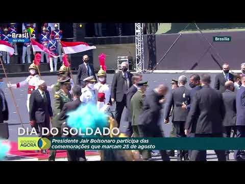 #AoVivo: Cerimônia do Dia do Soldado