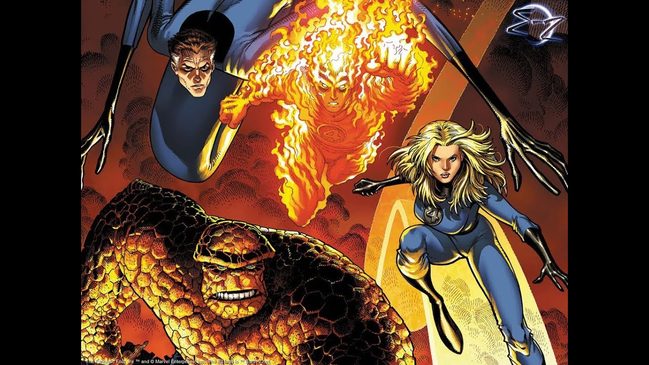Fantastic Four Leads Have Been Cast Fox Is Testing Actors For