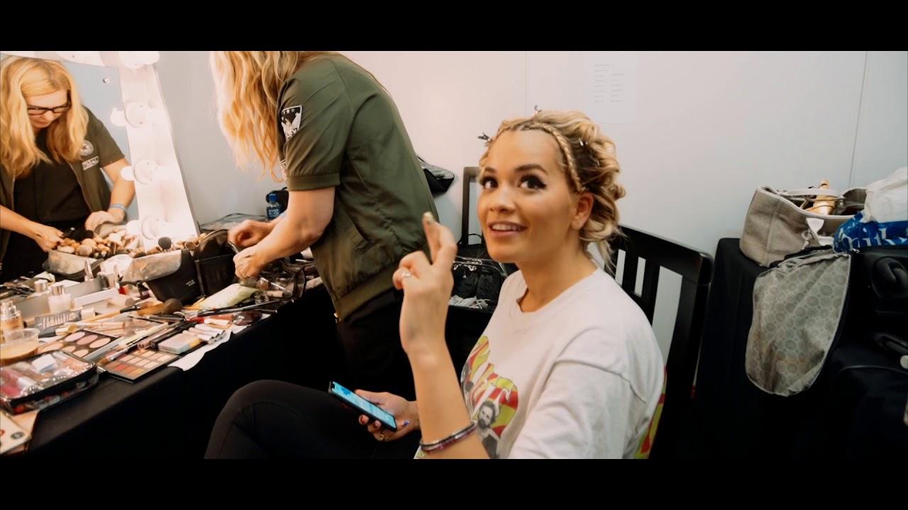 Rita Ora - Summer 2018 Tour Diary [Episode 1: Dublin, Ireland]