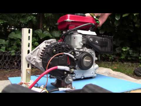 DIY 12V DC Generator - Not enough power