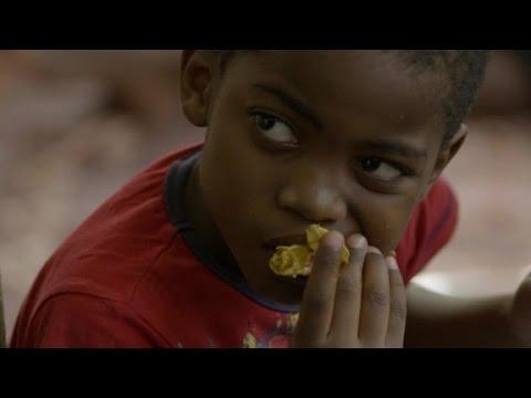 Bourdain learns how to eat Senegal