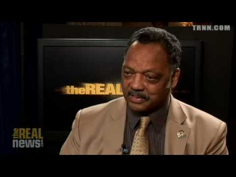 Jesse Jackson on the progressive movement