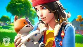 KIT MEETS HIS MOM?! (A Fortnite Short Film)