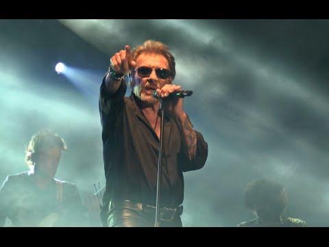 Les Coulisses: Part II du concert de Johnny
