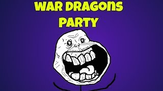 War Dragons Party