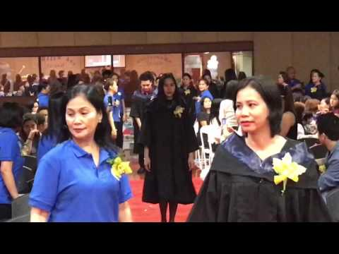 LSE Batch 34 Graduation Ceremony - November 20, 2016 at Macau SAR - Part 1