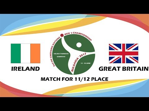 IRELAND - GREAT BRITAIN