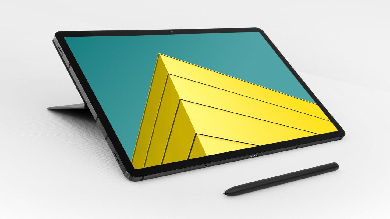 The NEW Samsung Galaxy Tab S7+