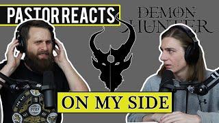 Скачать Demon Hunter On My Side Pastor Rob Reaction Biblical Analysis