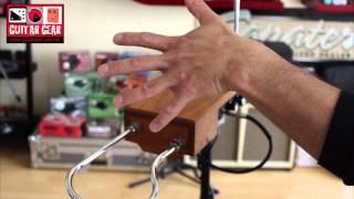 Moog Etherwave Theremin Standard con Ernesto Mendoza Pt2