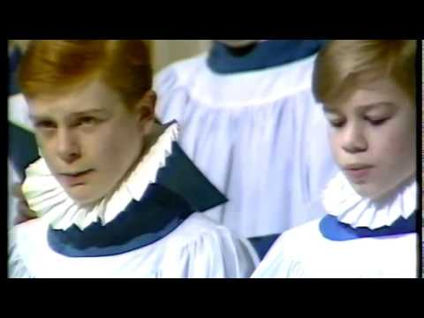 """BBC TV """"Christ is Risen!"""": Wells Cathedral 1991 (Anthony Crossland)"""