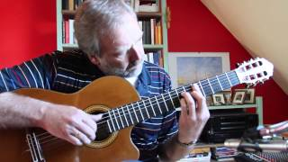 "Gerhard Gschossmann - ""Night and day"" - (Cole Porter, 1932) - fingerstyle solo guitar"