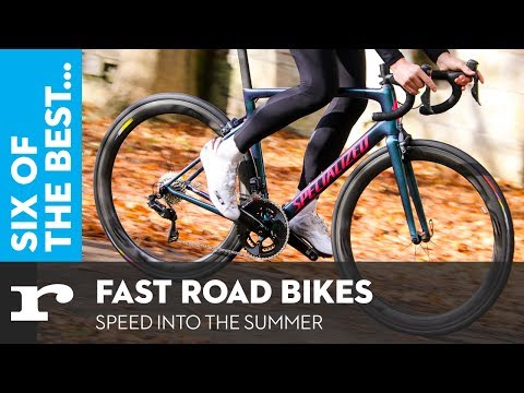 Six of the best fast road bikes - Speed into summer