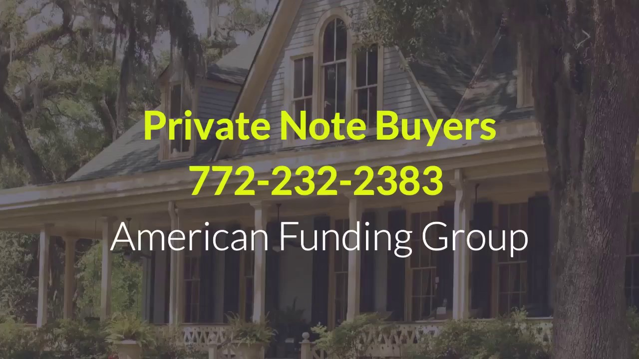 Private Note Buyers at (772) 232-2383 - sell mortgage note