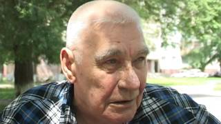 История речного вокзала Новокузнецка. Автор фильма Юлия Костина